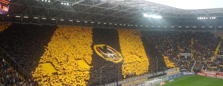 Exkursion zu Dynamo Dresden